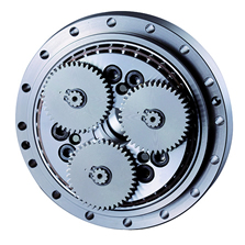 Precision Reduction Gears: RV Component Type
