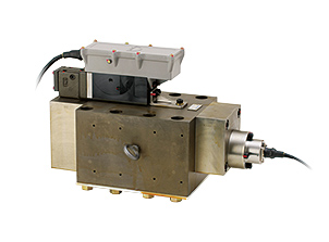 Electronically controlled high-speed hydraulic valves